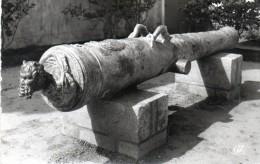44  Le Croisic  Canon En Bronze - Le Croisic