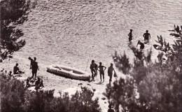83. ILE DU LEVANT. PLAGE DE RIOUPEDE. ANNÉE 1956 - Boulouris