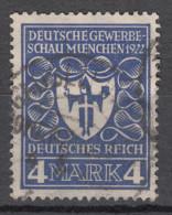 Deutsches Reich - Mi. 202 - Oblitérés