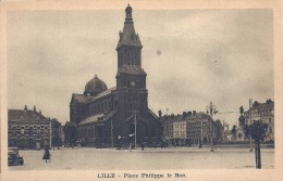 NORD PAS DE CALAIS - 59 - NORD - LILLE - Place Philippe Le Bon - Lille