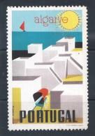 Olhão Of The Typical Algarve.Casa Vignette. Algarve Cart. Portugal. Sol. Mar. Tourism. Vacation. - Emissions Locales