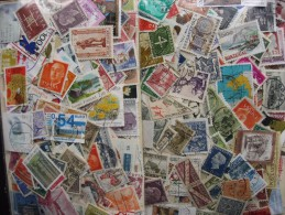 Western Europe Colossal Mixture (duplicates, Mixed Condition) 2000 25% Comemoratives, 75% Definitives - Timbres