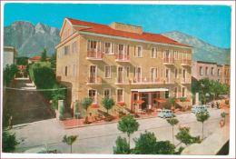 M3456 CAMPANIA CAVA DEI TIRRENI HOTEL VICTORIA MAIORINO NON VIAGGIATA - Cava De' Tirreni