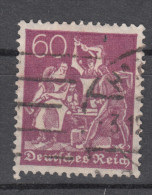 Deutsches Reich -  Mi. 165 - Oblitérés