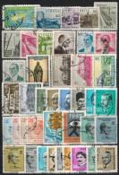 TÜRKEI 1960-1965 - Lot 41 Verschiedene  Used - 1921-... Republik