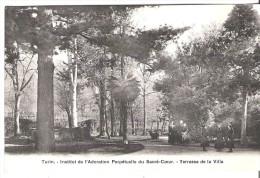 ITALIE TURIN TORINO Terrasse De La Villa De L' Institut De L'Adoration Perpétuelle Du Sacré Coeur - Education, Schools And Universities