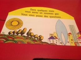 Publicite Gaz De France - Publicités