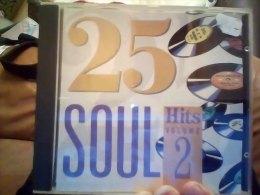 25 Soul Hits Volume 2 - Soul - R&B
