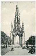 EDINBURGH : SCOTT MONUMENT - Midlothian/ Edinburgh
