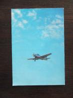 Germany, Deutschland, 1966, DEUTSCHE BUNDESWEHR Schulflugzeug Piaggio 149 Aviation Airplane Air Plaine - 1946-....: Ere Moderne