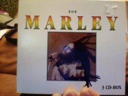 Bob Marley 3 Cd-Box - Reggae