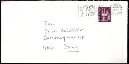 Swiss Luzern 1978 World Bowling Championship / Machine Stamp