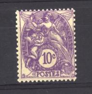 04544  -    France :  Yv   233  ** - 1900-29 Blanc