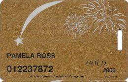 Peppermill Casino Reno, NV - 9th Issue Slot Card - Gold 2006 - Casino Cards