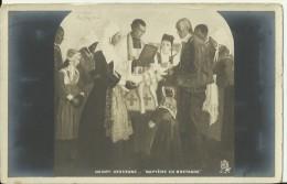 Henry D'Estienne - Baptême En Bretagne - Precurseur - Schilderijen