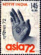 RELIGION-BUDDHISM-ASIA 72-INDIA-1972-MNH-B9-164 - Buddhism