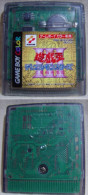 Game Boy Color Japanese : Yu Gi Oh! Duel Monsters III  CGB-BY3J-JPN - Nintendo Game Boy