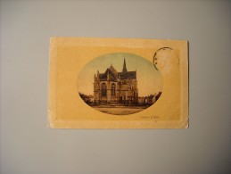 COTES  D´ARMOR ETVEN (ETREN) L´EGLISE - France