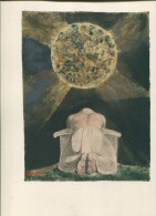 Magnifique Lithographie Tire D´un Livre Port Folio William Blake 26x33 Cm - Lithographien