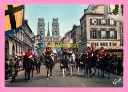 CPM  ORLEANS Les  Fetes De Jeanne D Arc - Orleans