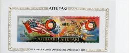 Aitutaki 1975-ASTP-USA-URSS-YT B5***MNH