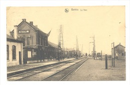 BERTRIX - La Gare, Station, Statie (1018)Mi6) - Bertrix