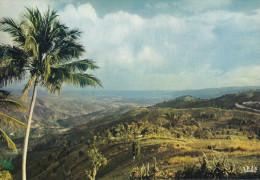 Tahiti--Paysage Haitien Sur La Route De Jacmel - Tahiti