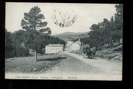 BTE 66 Font Romeu, L´ermitage , Attelage - Autres Communes