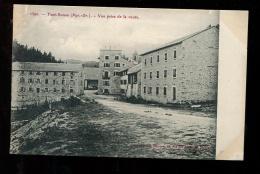 BTE 66 Font Romeu, L´ermitage, Vue Prise De La Route - Autres Communes