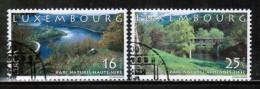 CEPT 1999 LU MI 1472-73 USED LUXEMBOURG - 1999