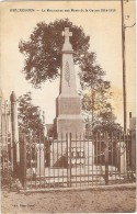 MERCKEGHEM (59) Monument Aux Morts Guerre 1914-18 - Ohne Zuordnung