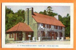 LOL383, La Vieille Maison Des Jésuites, Sillery , Qué, Old Jesuit House, 88,  Circulée Sous Enveloppe - Unclassified