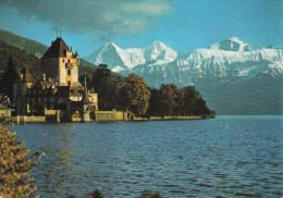Suiza--Berna--Thurn--Le Chateau  D'Oberhofen--Lac De Thoune - Castillos