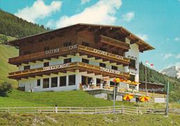 "Austria--Tirol--Gerlos--Cafe-Pensio-Restaurant--"" Tyrolerhof "" - Hoteles & Restaurantes"