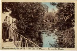 79 MAUZE UN COIN DU MIGNON PRES DES MOULINS - Mauze Sur Le Mignon