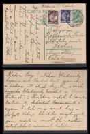 Romania 1931 Mi 0426-27 Send To SEVLUS F&b...........................................................................637 - Covers & Documents