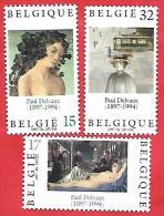 843 ~~ 1997 - BELGIQUE  N°  2699 / 01**  Neufs - Belgique