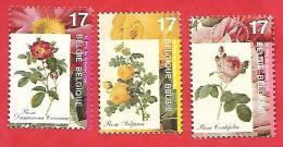845 ~~ 1997 - BELGIQUE  N°  2708 / 10**  Neufs - Belgique
