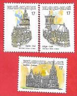 846 ~~ 1997 - BELGIQUE  N°  2711 / 13**  Neufs - Belgique