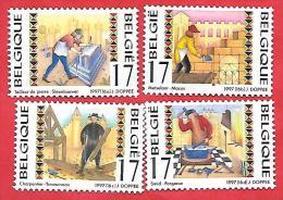 847 ~~ 1997 - BELGIQUE  N°  2721 / 24**  Neufs - Belgique