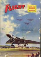 Flight Britain's Aircraft Industry Numéro Spécial  30 Août 1957 - Transportation