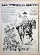 ILLUSTRATION N° 3811 / 18-03-1916 BATAILLE DE VERDUN PERSE SHAH TIMBRES DE GUERRE CRÉVIC LYAUTEY CONSEIL DE GUERRE - War 1914-18