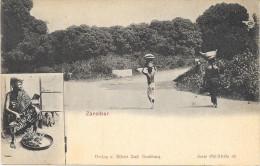 ZANZIBAR TANZANIA FIRST 900 - Tanzania