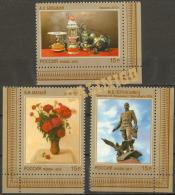 2013 Russia Russland Russie Rusia Ryssland  Modern Art Of Russia Painting  Mi 1972-1974 MNH ** - 1992-.... Federation