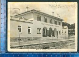 398/1   CPA CARTOLINA POSTALE 1949  BULA S. STEFANO UDINE ASILO VIAGGIATA PER SLOVENIA - Udine