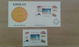 Timbre Kiribati ´The Millennium´ 2000 - Kiribati (1979-...)