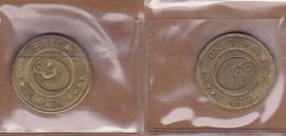 AC - FANTASY LAND AMUSEMENT TOKEN JETON - Elongated Coins