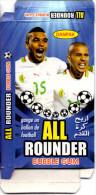 Box / Bubble Gum - Paquet - Hilal Soudani Sofiane Feghouli Player Algeria Football Fußball Soccer Voetbal Fútbol - Old Paper