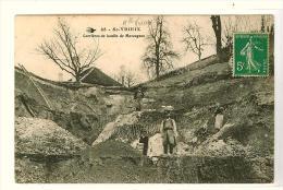 D 87 -  ST SAINT YRIEIX  - Carrieres De Kaolin De Marcognac - MA 1612 - Saint Yrieix La Perche