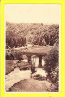 * Houffalize (Luxembourg - La Wallonie) * (Nels, Série 11, Nr 28) Pont De Rensiwez, Bridge, Brug, Canal, Rare, Old - Houffalize